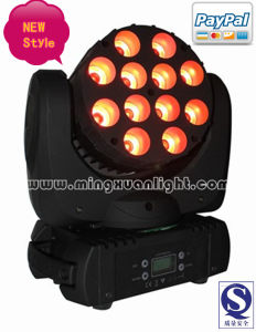12*10W CREE Beam RGBW LED Moving Head pictures & photos