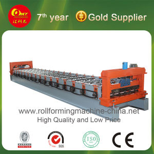 Trapezoidal Steel Roll Forming Machine pictures & photos
