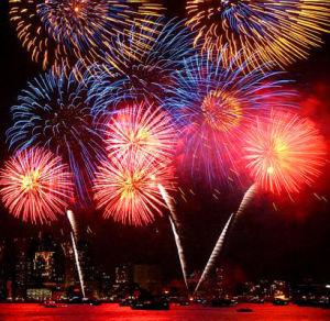 Fine Aluminium Powder for Fireworks