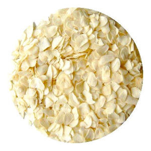 New Crop White Dehydrated Garlic Flake pictures & photos