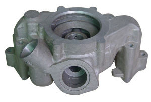 ASTM A48 Damped G1800 Custom Gray /Cast Iron/ Iron Casting pictures & photos