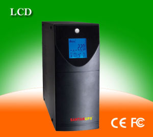 LCD Line Interactive UPS800va pictures & photos