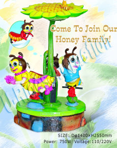 Honney Bee Carousel Kiddies Ride pictures & photos