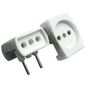 Bakelite or ABS Socket, Plug (04)