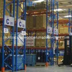 Shipping, Supply Chain, Customs Clearance and Warehouse Services for Bags, Cases Boxes