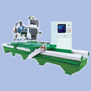 Triple-Function Computer Shape Imitating Cutter Stone Profiling Machine