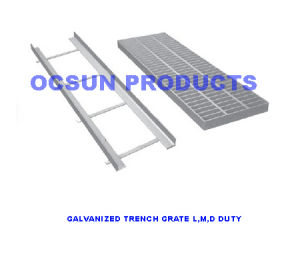 Galvanized Trench Grates pictures & photos