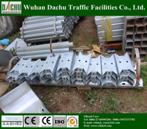 Hot DIP Galvanized Highway Guardrail with ISO9001 Certificate pictures & photos