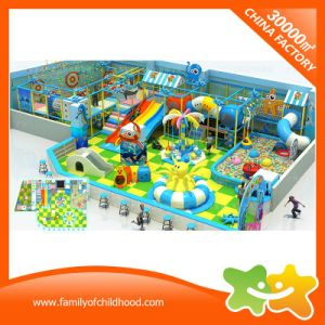 PVC+Sponge Material Soft Indoor Playground for Children pictures & photos