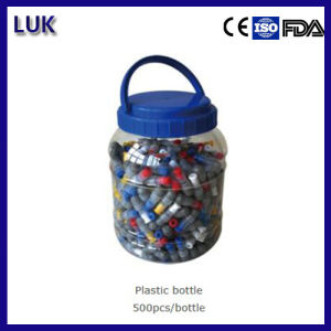 500PCS Plastic Box No Zinc No Gamma Amalgam Capsules pictures & photos