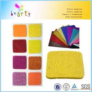 2mm Glitter Foamy Sheet pictures & photos