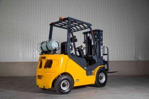 XCMG 2 Ton Nissan K25 Engine Gasoline LPG Gas Forklift pictures & photos