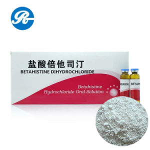 Health Betahistine Dihydrochloride for Treatment Meniere′s Syndrome pictures & photos