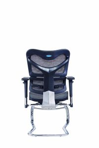 No Wheels with Auto Adjust Lumbar High Quality Office Chair for Meeting pictures & photos
