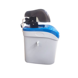 Cabinet Type Installation Water Softener with Ion Exchange Resin pictures & photos