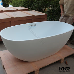 2017 New Solid Surface Stone Bathroom Shower Tub (BT1705261) pictures & photos