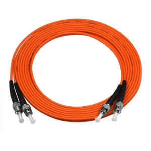 Fiber Optic Patch Cord Sc Singlemode pictures & photos