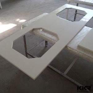Italian Bathroom Vanity Artificial Quartz Countertop pictures & photos