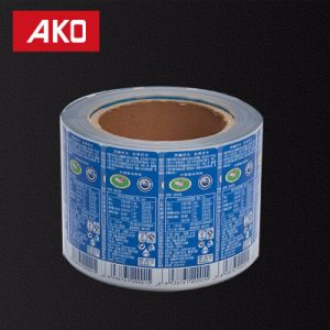 Water Proofing Pet Liner Sticker Adhesive Thermal Transfer Paper Self Adhesive Sticker Label pictures & photos