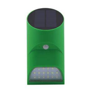 Good Appearance Sensor LED Solar Wall Light pictures & photos