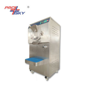 Italian Gelato Vertical Batch Freezer for Sale pictures & photos