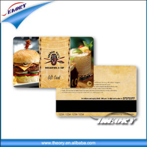Cheap Price Plastic 300OE/2750OE Hico/Loco Magnetic Card pictures & photos