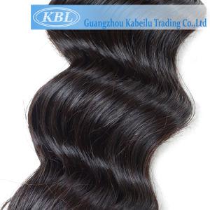 100% Indian Human Hair Grade 3A Extension pictures & photos