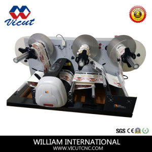 High Speed Label Rotary Die Cutting Machine with Mutilfunction pictures & photos