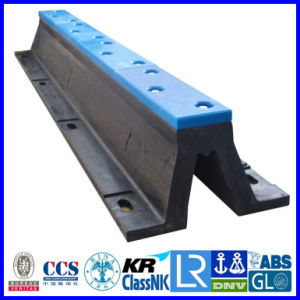 Ship and Dock Arch V Type Rubber Fender pictures & photos