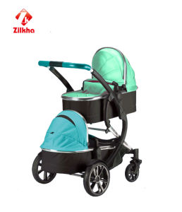 Lightweight and Convenient Twin Stroller - Certified by En1888 pictures & photos