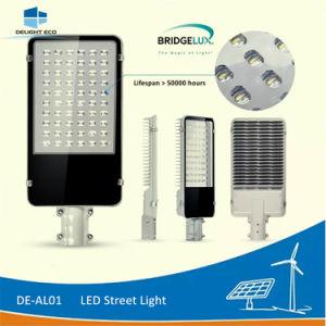Delight De-Al01 AC/DC CREE/Bridgelux Chip Fixture LED Outdoor Street Light pictures & photos