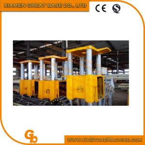 GBQQJ-2000 Bridge Type Hydraulic up and Down Stone Cutting Machine pictures & photos