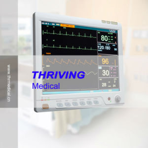 Thr-Pm900e Medical Multi Parameter Patient Monitor Trolley pictures & photos