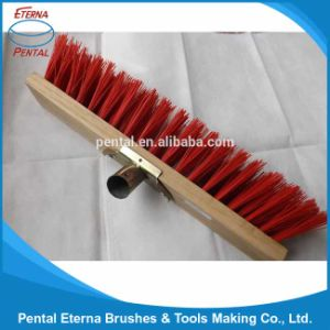 400mm Outdoor Wooden Broom Head for Cleaning pictures & photos