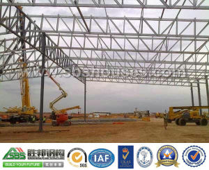 Light Prefabricated Steel Frame Workshop pictures & photos