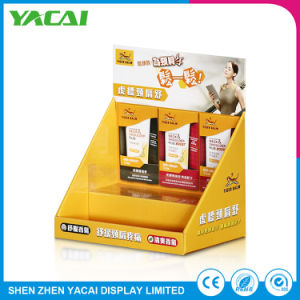 OEM Durable Paper Exhibition Display Stand Garment Rack pictures & photos