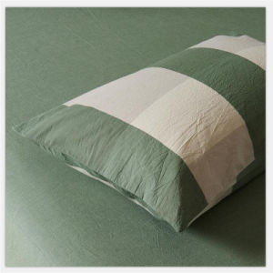 Durable 1000t Pillow Cover for Cottage pictures & photos