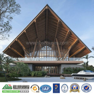 Steel Structure Modular House Building pictures & photos