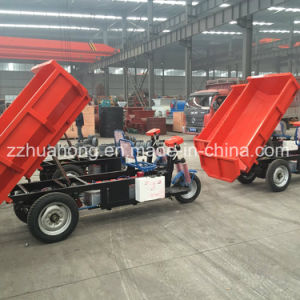 Cargo Tricycle Manufacturer, Mini Electric Dumper, 3 Wheels Motorcycle pictures & photos