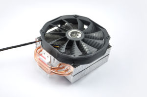 Processor Application and Copper Heatpipes Type CPU Cooler pictures & photos