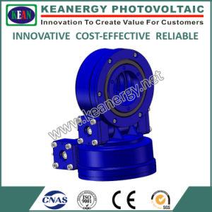 "ISO9001/CE/SGS 5"" Real Zero Backlash Slewing Gearbox pictures & photos"