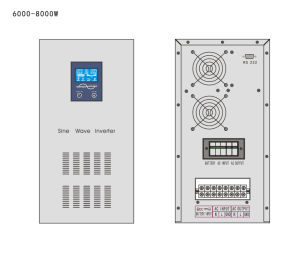 10kw Low Frequency Solar Inverter pictures & photos