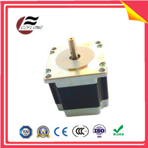 Warranty 1-Year NEMA24 60*60mm Stepping Motor for CNC Sewing Machines pictures & photos