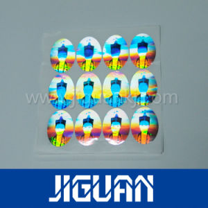 The New Custom Digital Barcode Hologram Security Labels pictures & photos