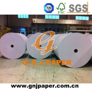 A2 Size Coated White Paper Roll for Color Card Printing pictures & photos