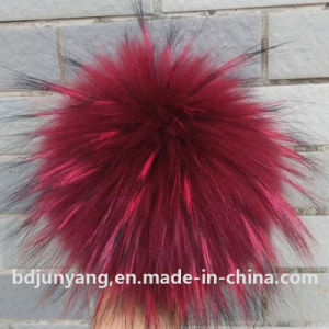 Wholesale Products Raccoon Fur Ball pictures & photos
