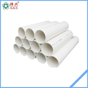 Hot Sale 200mm PVC Pipe Price pictures & photos