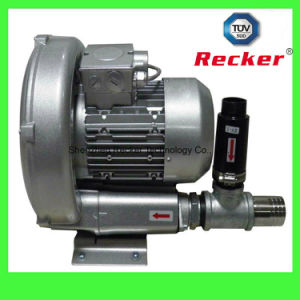 single phase industrial high pressure side channel air blower pictures & photos
