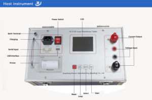 Hz-5100 Manufacturer Auto High Voltage Switch Contact Resistance Tester pictures & photos