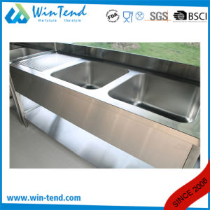 Commercial Stainless Steel Kitchen Cistern for Restaurant pictures & photos